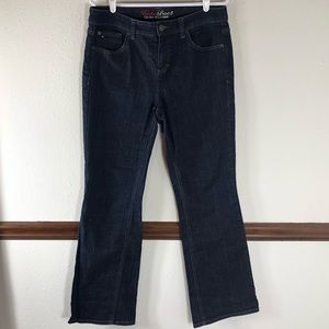 Tommy Hilfiger Hope Boot Dark wash jeans size 10